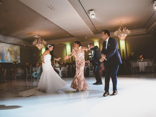 Rasheed and Cadeshia's wedding in Mississauga, Ontario 148