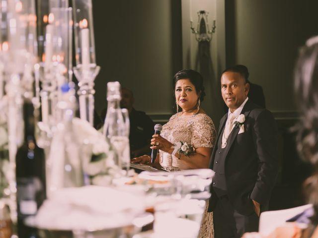 Rasheed and Cadeshia's wedding in Mississauga, Ontario 151