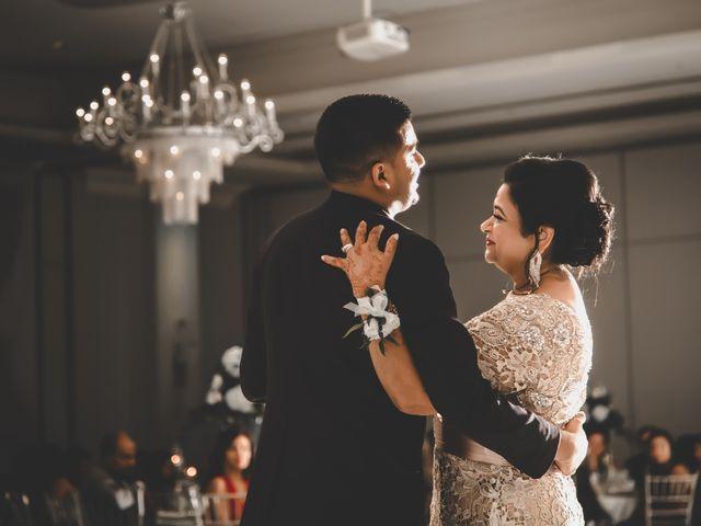 Rasheed and Cadeshia's wedding in Mississauga, Ontario 152