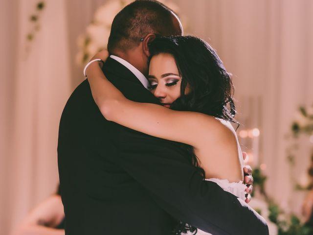 Rasheed and Cadeshia's wedding in Mississauga, Ontario 153