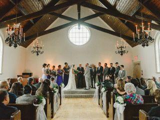 The wedding of Nadia and Chris 1