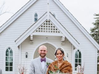 The wedding of Nadia and Chris 2