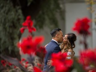 The wedding of Nikki and Jhorrick 1