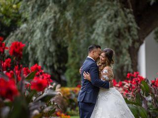 The wedding of Nikki and Jhorrick