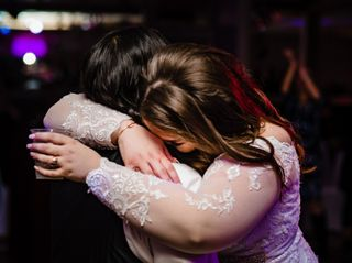 The wedding of Nicole and Dorian 1