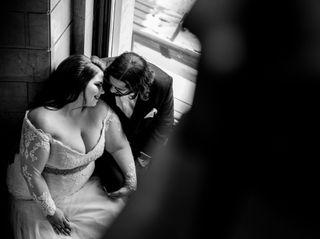 The wedding of Nicole and Dorian