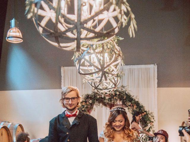 Kelly and Silica Gel's wedding in Kelowna, British Columbia 4