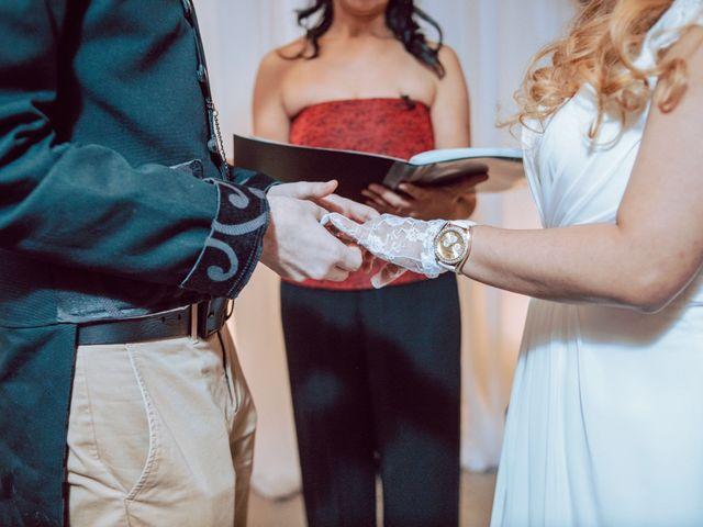 Kelly and Silica Gel's wedding in Kelowna, British Columbia 6