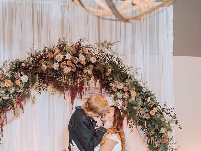 Kelly and Silica Gel's wedding in Kelowna, British Columbia 7