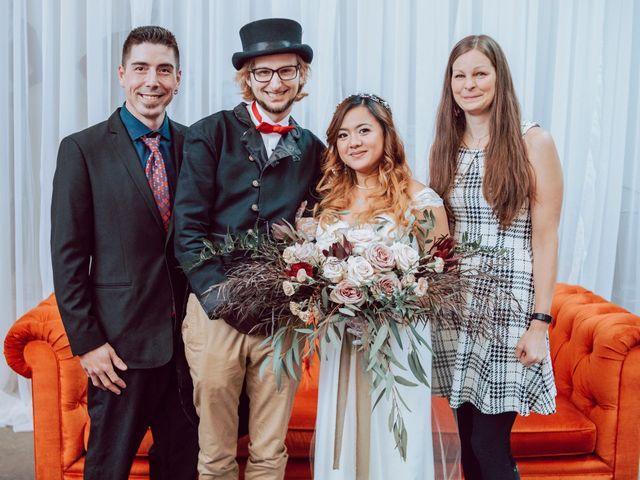 Kelly and Silica Gel's wedding in Kelowna, British Columbia 9