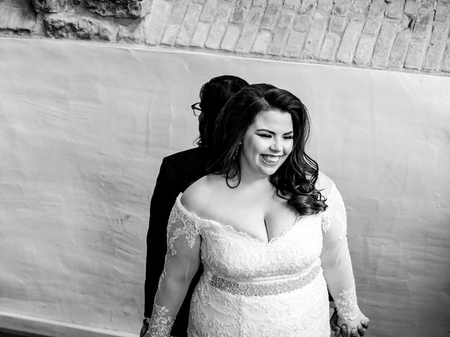 Dorian and Nicole's wedding in Winnipeg, Manitoba 16