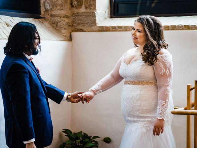 Dorian and Nicole's wedding in Winnipeg, Manitoba 18