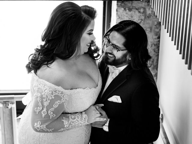 Dorian and Nicole's wedding in Winnipeg, Manitoba 19