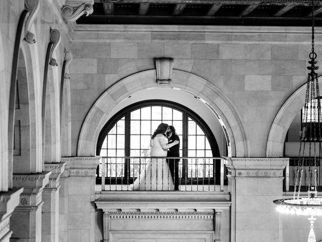 Dorian and Nicole's wedding in Winnipeg, Manitoba 26