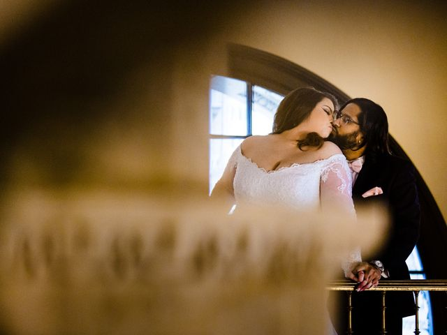 Dorian and Nicole's wedding in Winnipeg, Manitoba 2