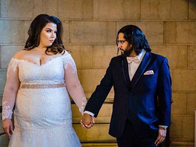 Dorian and Nicole's wedding in Winnipeg, Manitoba 30