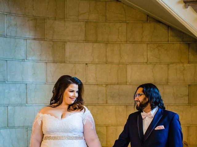 Dorian and Nicole's wedding in Winnipeg, Manitoba 31