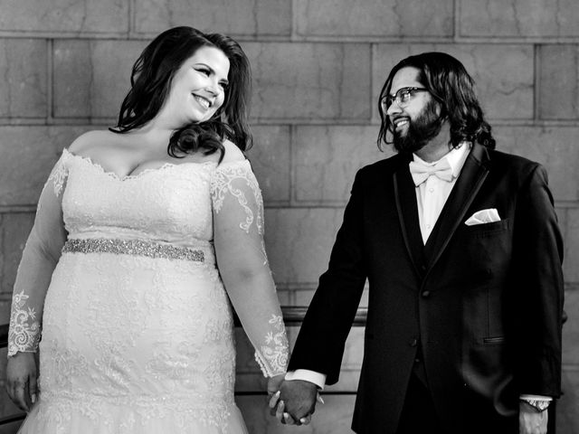 Dorian and Nicole's wedding in Winnipeg, Manitoba 32