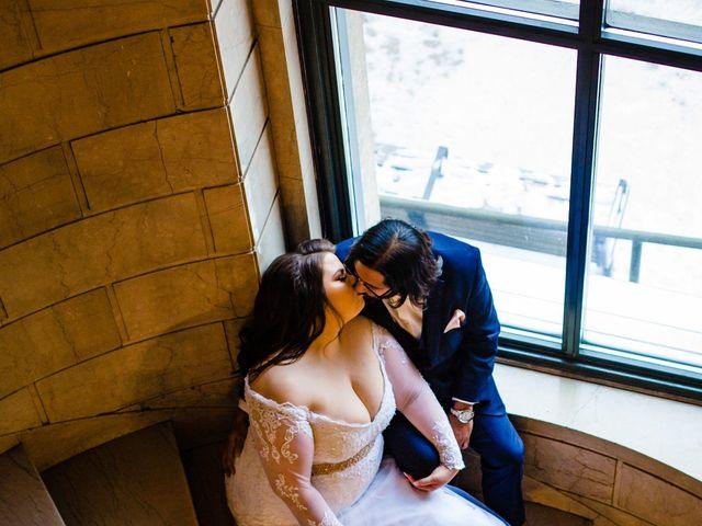 Dorian and Nicole's wedding in Winnipeg, Manitoba 39