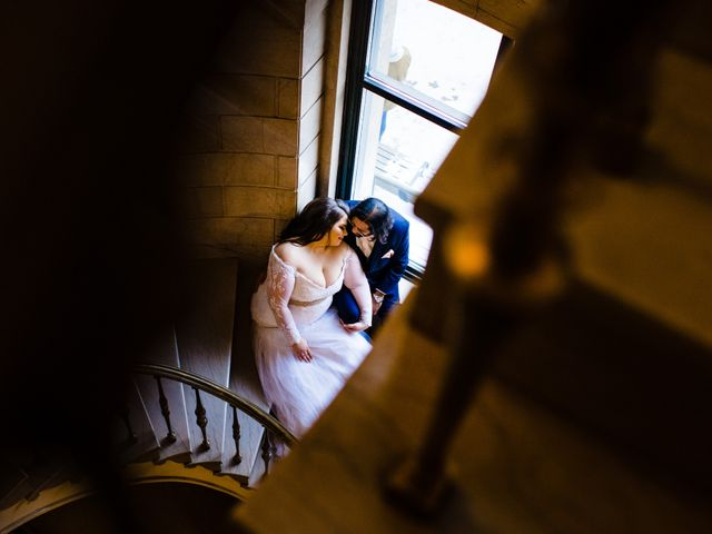 Dorian and Nicole's wedding in Winnipeg, Manitoba 40