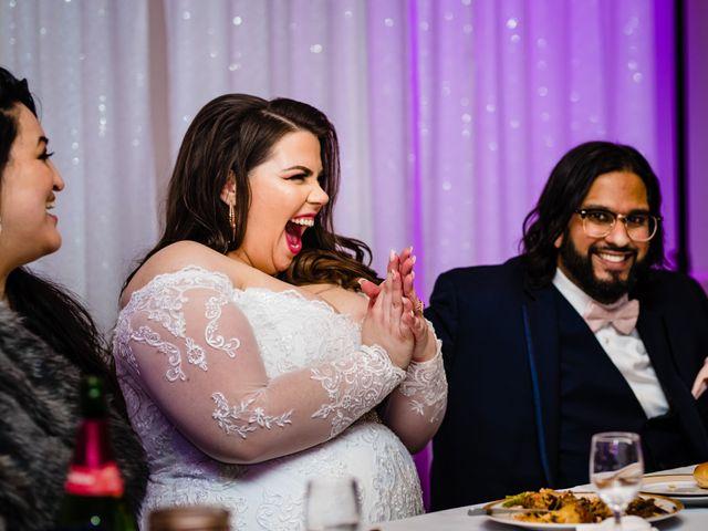 Dorian and Nicole's wedding in Winnipeg, Manitoba 60