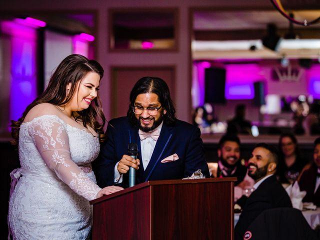 Dorian and Nicole's wedding in Winnipeg, Manitoba 62