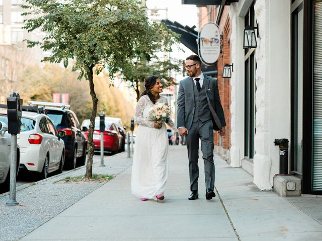 Matthew and Lavaniya's wedding in Vancouver, British Columbia 9