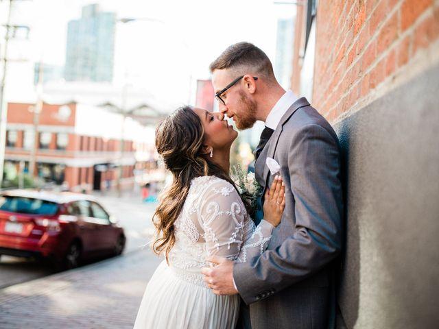Matthew and Lavaniya's wedding in Vancouver, British Columbia 12