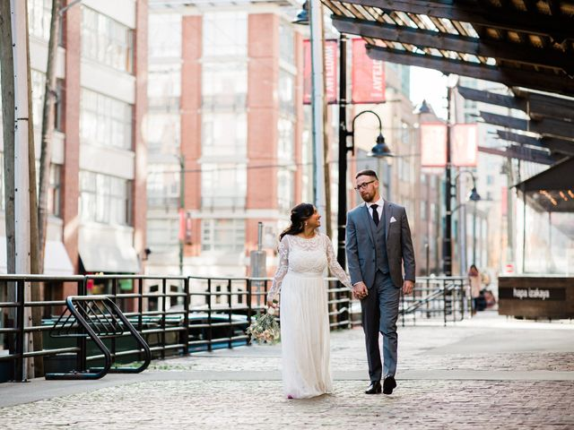 Matthew and Lavaniya's wedding in Vancouver, British Columbia 1