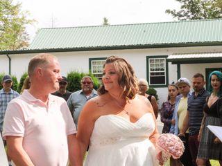 The wedding of Jen and Scott 3