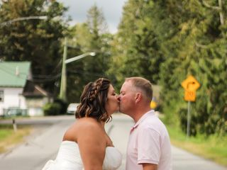 The wedding of Jen and Scott