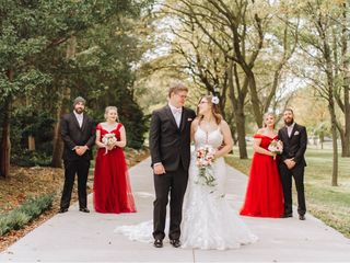The wedding of Annie and Ryan 1