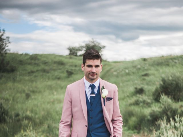 Kyle and Victoria's wedding in Calgary, Alberta 5