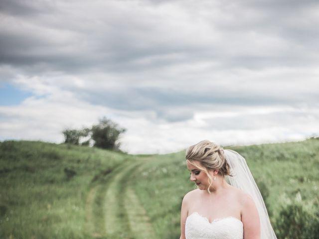 Kyle and Victoria's wedding in Calgary, Alberta 6