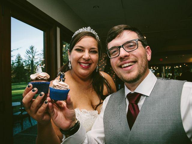 Marcus and Stefanie's wedding in Burnaby, British Columbia 3