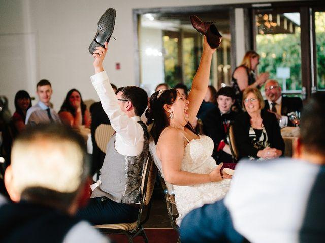 Marcus and Stefanie's wedding in Burnaby, British Columbia 4