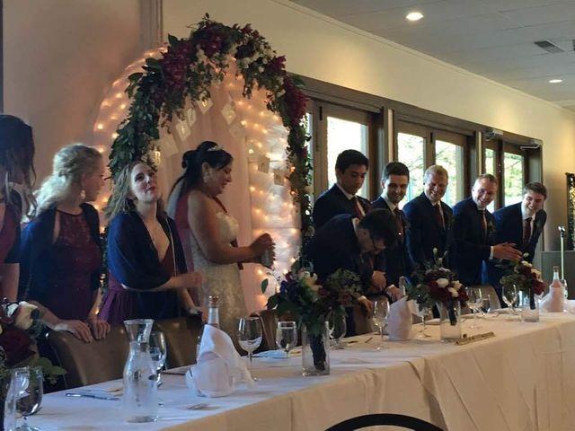 Marcus and Stefanie's wedding in Burnaby, British Columbia 7