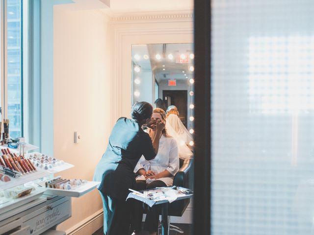 Chris and Krystal's wedding in Toronto, Ontario 5