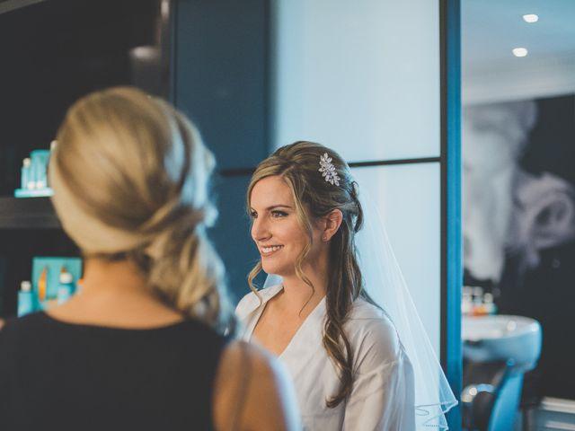 Chris and Krystal's wedding in Toronto, Ontario 8