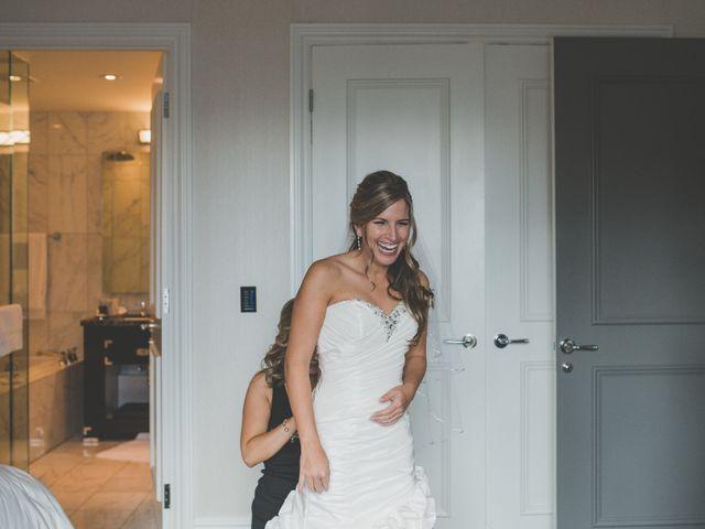 Chris and Krystal's wedding in Toronto, Ontario 19