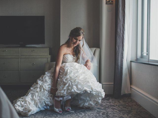Chris and Krystal's wedding in Toronto, Ontario 22