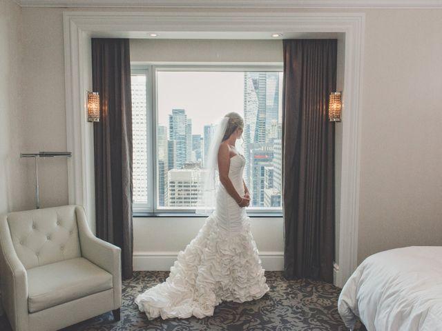 Chris and Krystal's wedding in Toronto, Ontario 23
