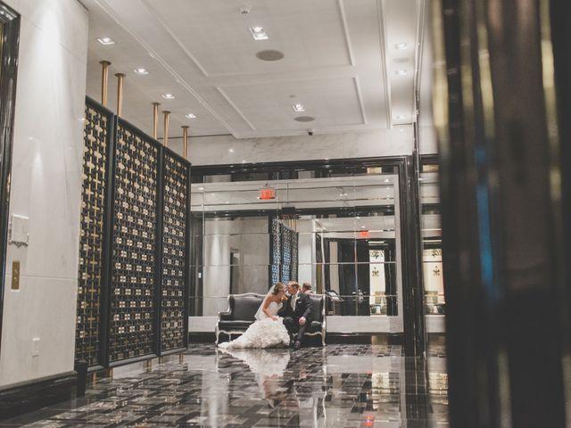 Chris and Krystal's wedding in Toronto, Ontario 28