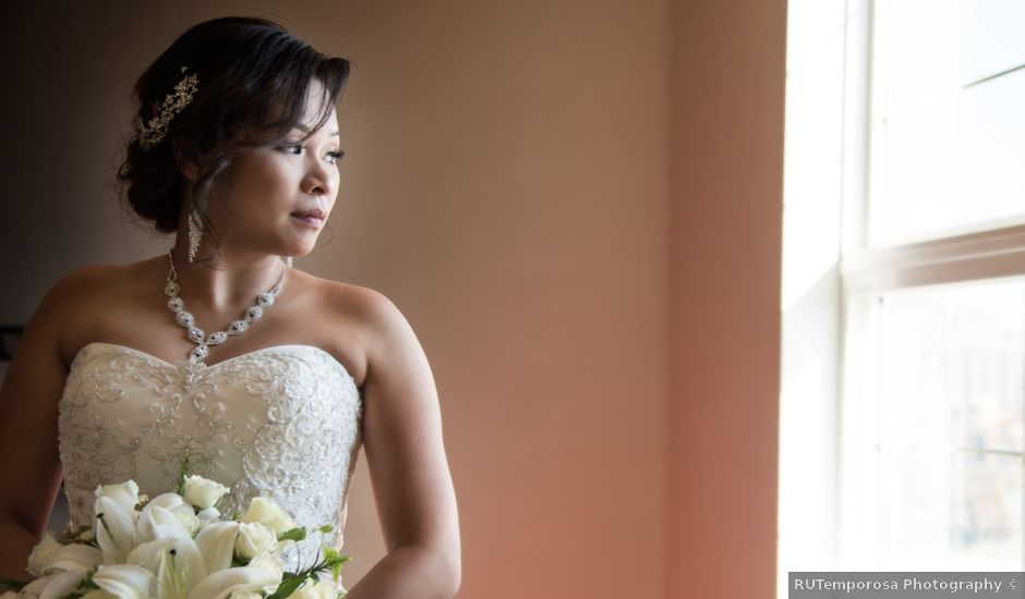 Melody and Calvin's wedding in Winnipeg, Manitoba