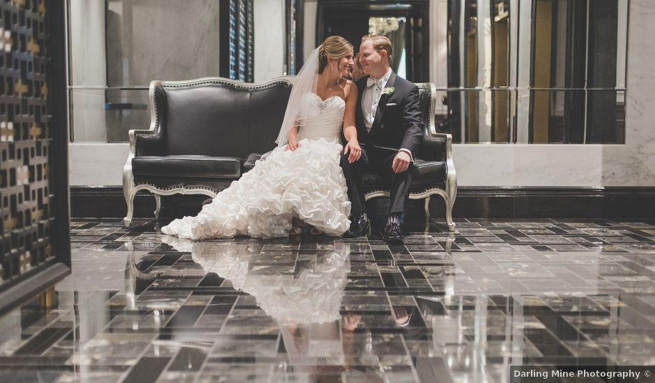 Chris and Krystal's wedding in Toronto, Ontario