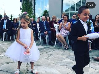The wedding of Claire and Justin 2