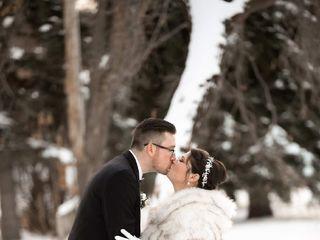 The wedding of Alanna and Ryan 1