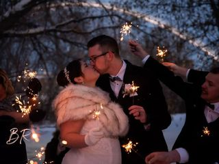 The wedding of Alanna and Ryan