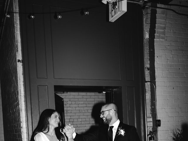 Mike and Alicia's wedding in Toronto, Ontario 16