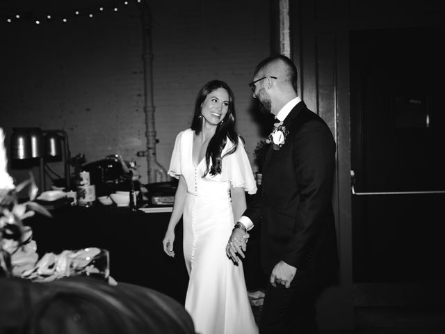 Mike and Alicia's wedding in Toronto, Ontario 17
